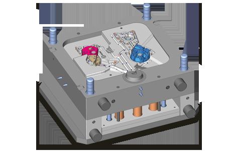 Diseño 3D CAD-CAM