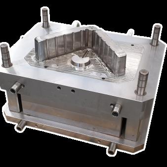Molde de inyección de aluminio